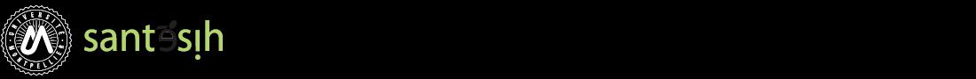 Santesih Logo